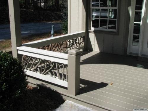 Exterior Handrail