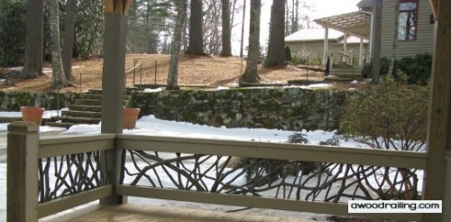 exterior railing