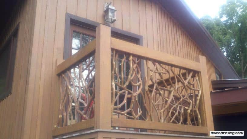 Balcony Deck Railing