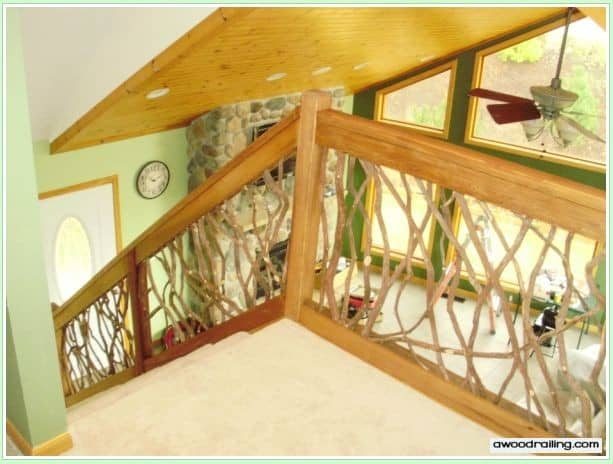 Interior Railing Choices for the Home | Interior Railing Kits