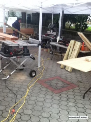 Mobile Shop for Man Caves Crew