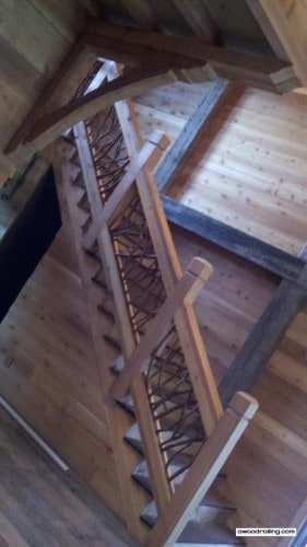Grand Stair Railing