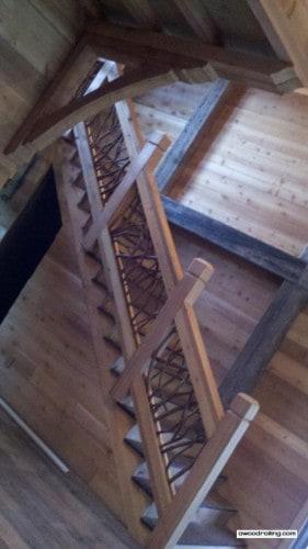 Grand Stair Railing