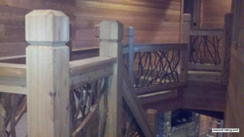 Indoor Stair Railing Kits