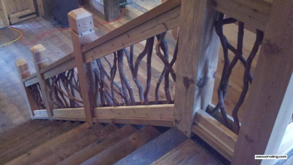 Interior Handrails for Stairs