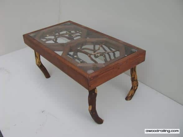 Mountain Laurel Branch Coffee Table