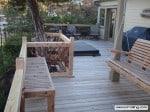Deck Handrail