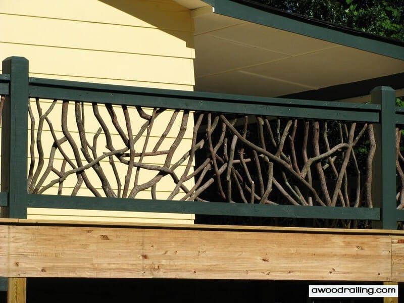 Decorative Outdoor Railing
