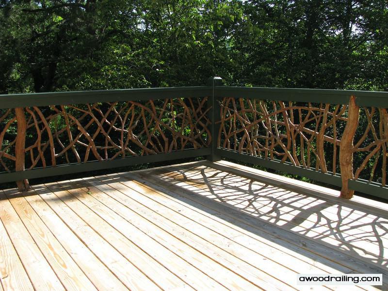 Handrail Kits Outdoors