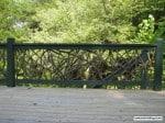 Laurel Deck Railing