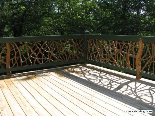 Mountain Laurel Handrail