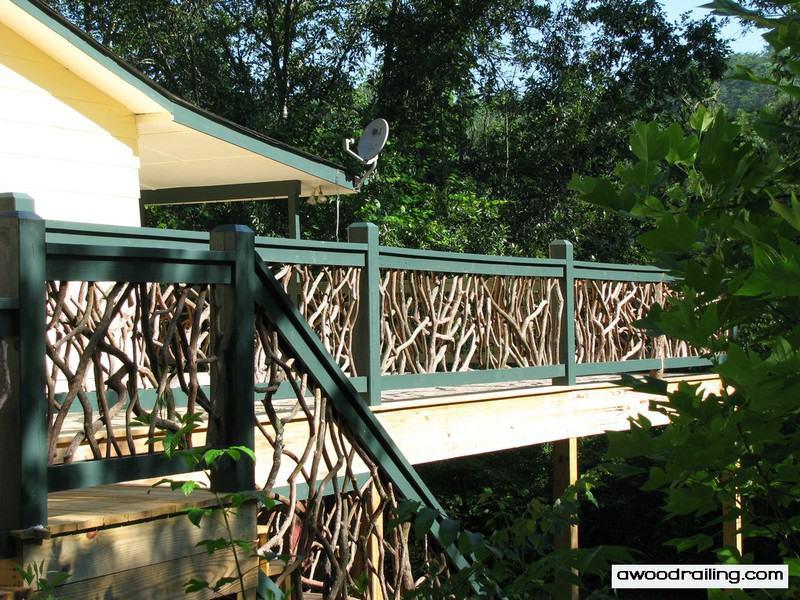 Outdoor Handrails