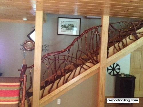 Best Rustic Railing
