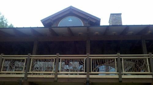 Lodge Railing