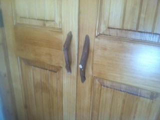 Mountain Laurel Door Pulls