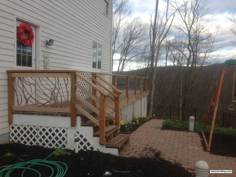 Pennsylvania Deck Railing