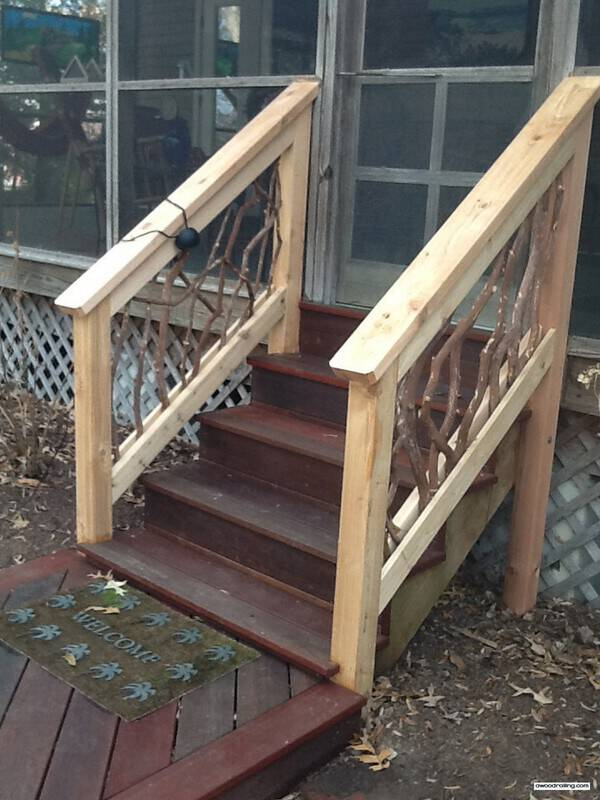 Short Stair Railings