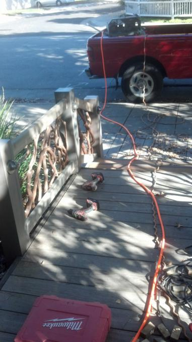 Railing Installer in Palo Alto