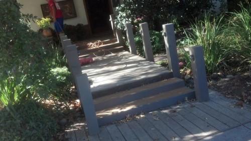 Before Railing Installation