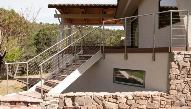 100s of Deck Railing Ideas and Designs009