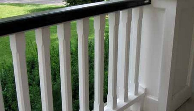 chamfered spindles