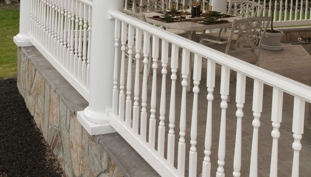 contemporary-turned-blauster-porch-handrail