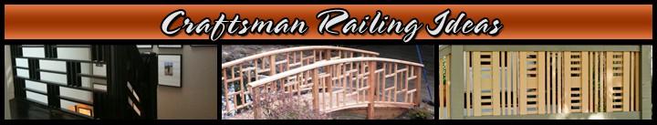 craftsman-railing-ideas