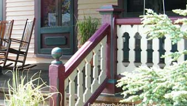 100s of Deck Railing Ideas and Designs007