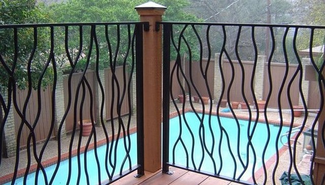 metal-branches-railing