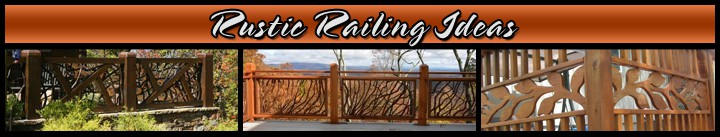 100s of Deck Railing Ideas and Designs0014