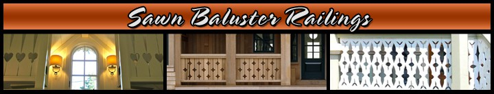 sawn-baluster-railings