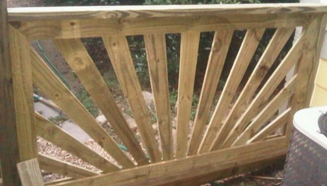 tapered-sunburst-railing