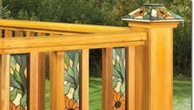 tiffany-glass-balusters-post-cap