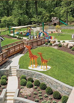 childrens-inn-NIH-playground-handrail