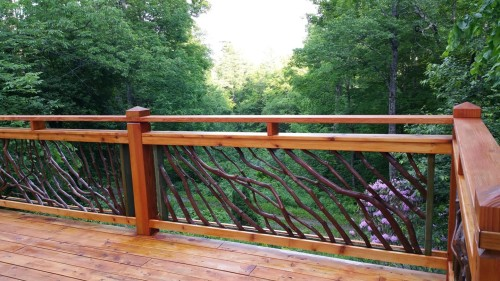 deck-railing vermont