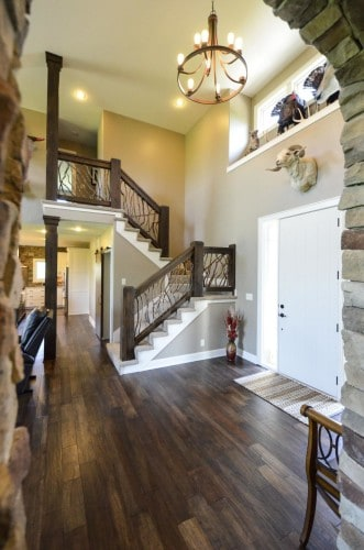Gorgeous Stair Railing