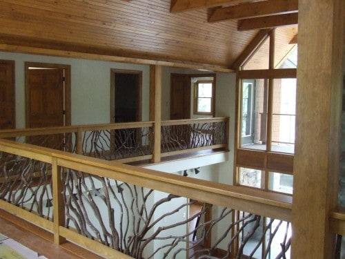 Interior Balcony Handrail