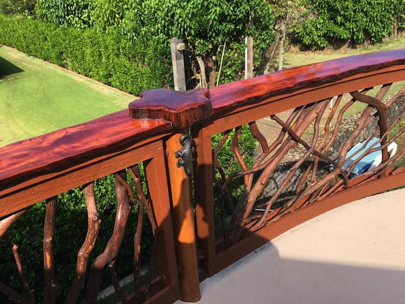 Custom woodwork Hawaii