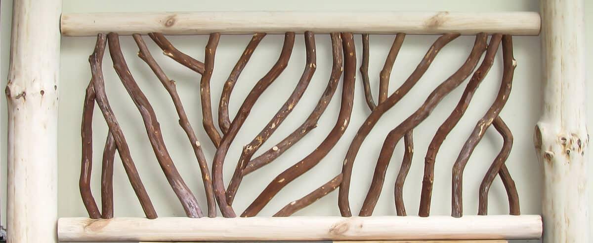 Wood Deck Railing Designs | Outdoor Wooden Handrail Design ...