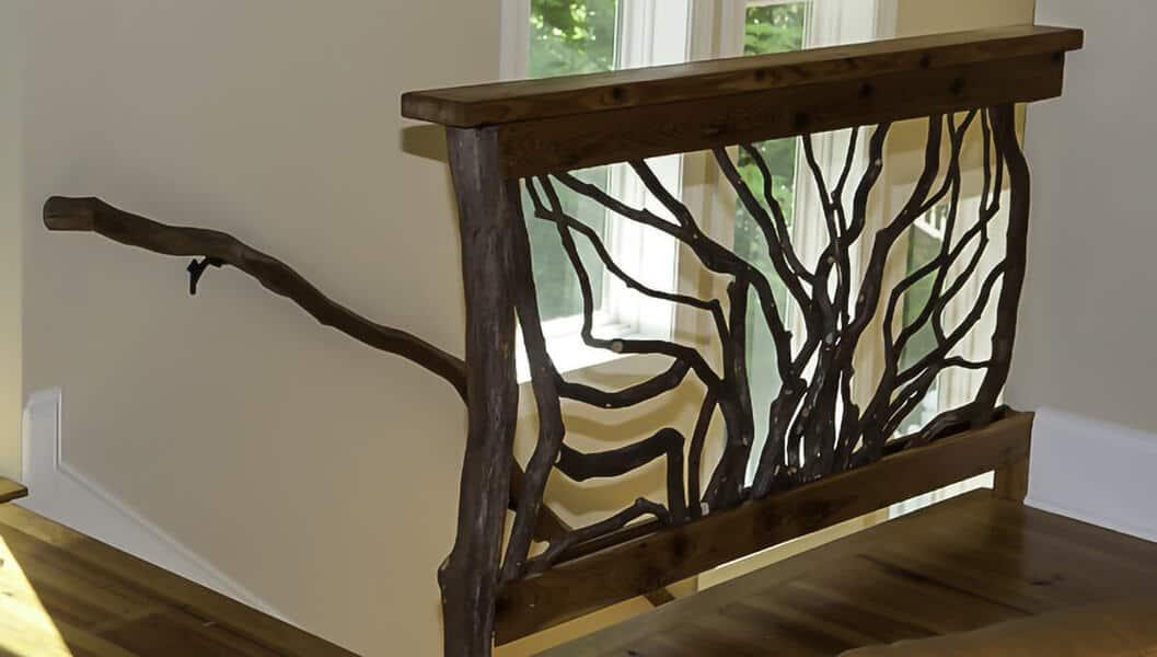 28-sunburst-railing-newel-post-branch-banister