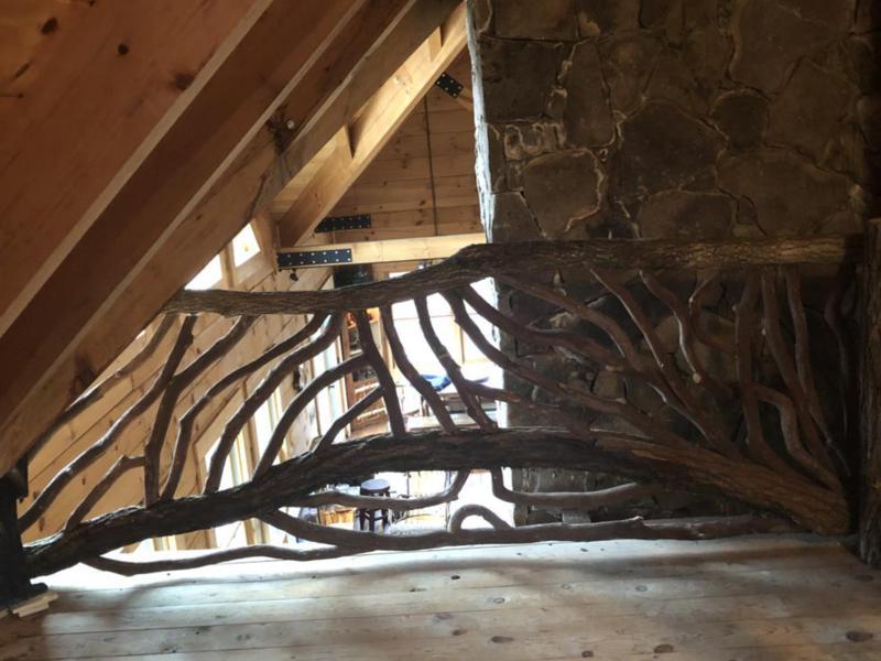 2-log-railing-product-locust-bark-on