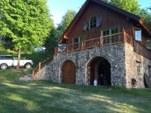 Adirondack Lake Camp