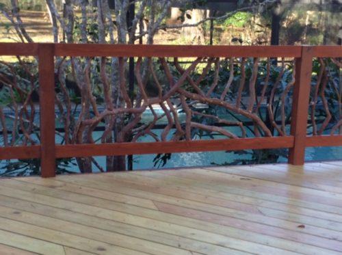 Exterior Swimming Pool Handrail