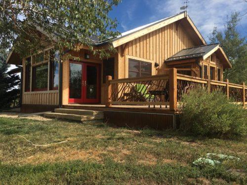 Home Exterior Deck Railing