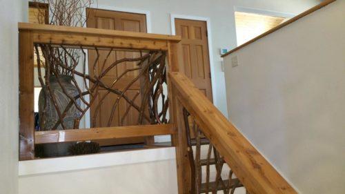 Intimate Balcony Railing