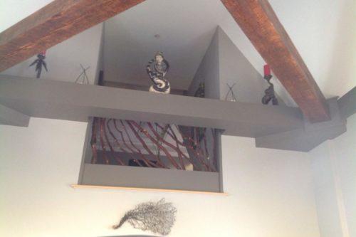 Massachusets Loft Railing