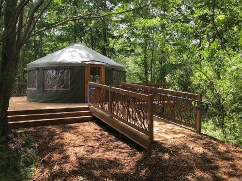 New York Yurt Beautiful