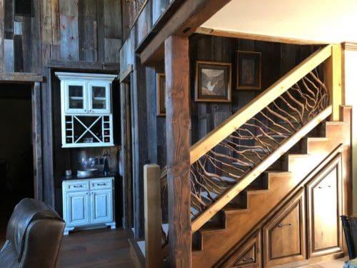 Oklahoma City Stair Railing