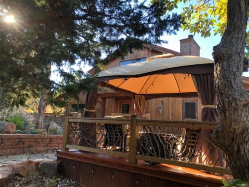 Oklahoma Front Porch