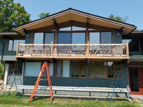 Ranch Style Two Story Craftsman